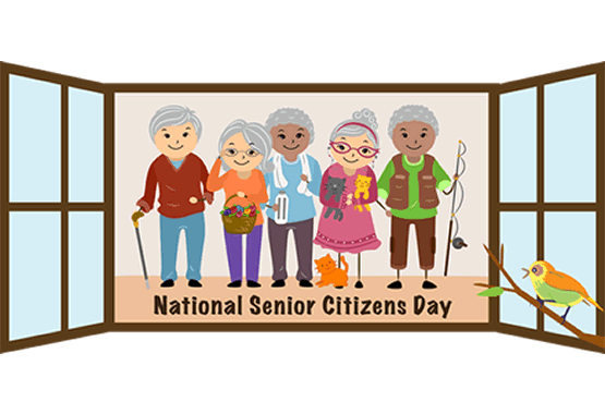 National-Senior Citizens Day 2014