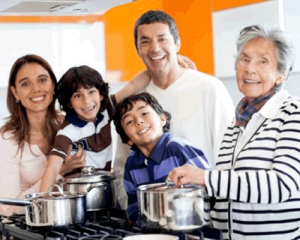 family home health portal